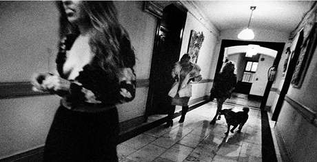 Inside Hotel Chelsea - On Their Way Out