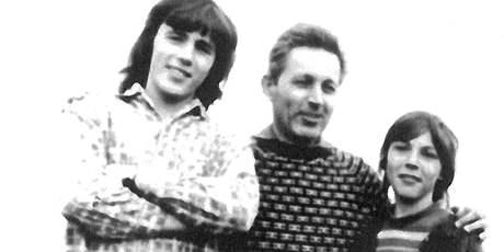 Syn Jan, manžel Stanislav a dcera Barbora Tesařovi