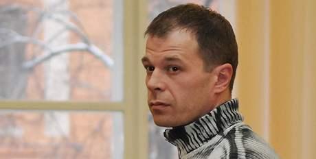 Pavel Novák před soudem