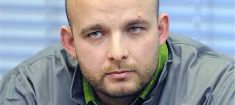 Bývalý vedoucí odboru netechnických ztrát (NTZ) energetické skupiny ČEZ Karel Vaniš. (3. února 2010)