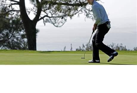 Phil Mickelson - San Diego Open, 4. kolo.