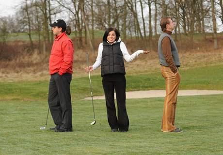 Seriál o golfových pravidlech - odmítnutí rady.
