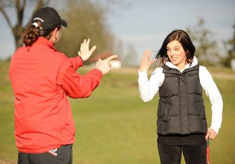 Seriál o golfových pravidlech - dohady o počtu ran.