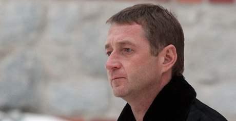 Známý pražského primátora Béma, podnikatel Roman Janoušek, u Štrbského plesa