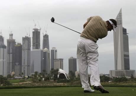 Lee Westwood, Dubai Desert Classic