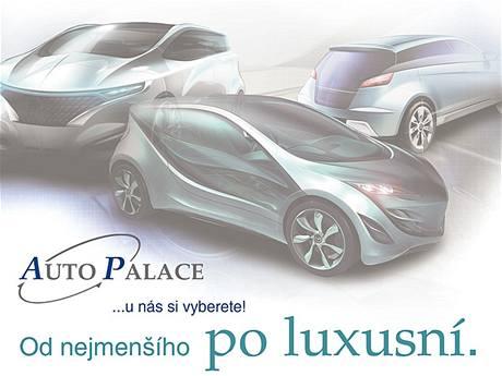 Auto Palace výběr