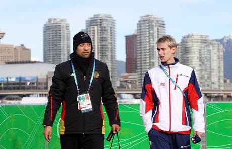 FOTO: Čeští sportovci se zabydlují v olympijské vesnici