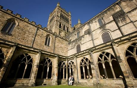 Katedrála v Durhamu