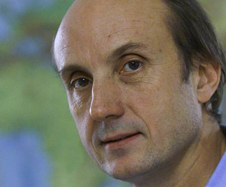 Seismolog Jan Zedník