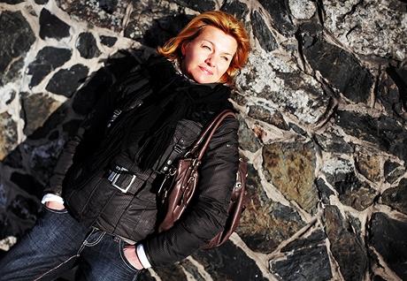 Radka Bémová - učitelka,  manželka pražského primátora Pavla Béma