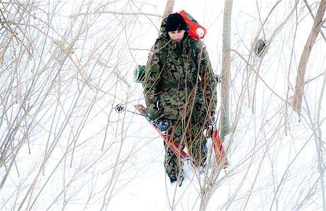 Extrémní závod Winter Survival