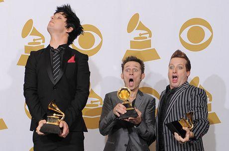 Grammy za rok 2009 - Green Day