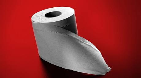 Toaletní papír. Ilustrační foto