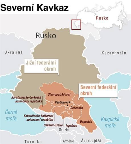 Severní Kavkaz