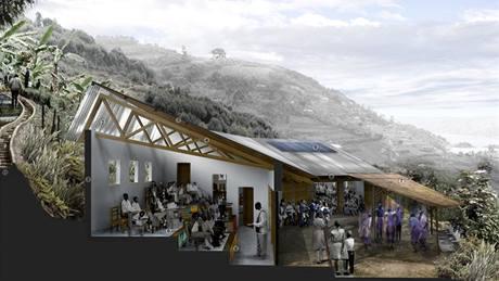 Adaptabilní třída na úpatí, Rwanda