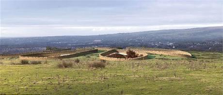 Projekt podzemního domu fotbalisty Garyho Nevilla