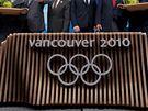 Vancouver 2010 - představení stupňů vítězů