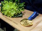 Vancouver 2010 - nácvik medailového ceremoniálu