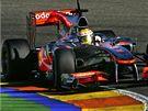 Hamilton, McLaren