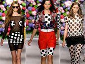Londýnský Fashion week láká módní nadšence.