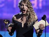 Grammy za rok 2009 - Taylor Swiftov�