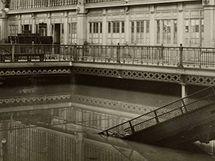 Le grand hall de la gare d'Orsay