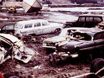 Zemětřesení na Aljašce, rok 1964