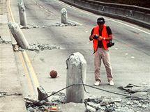 Zemětřesení v Kalifornii, rok 1989