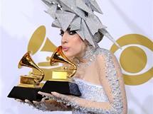 Grammy za rok 2009 - Lady Gaga