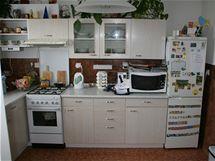 Radikální proměna obývací kuchyně