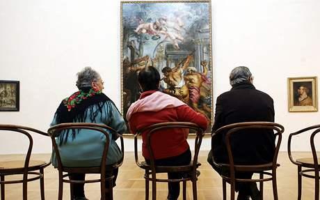 Národní galerie, ilustrační foto