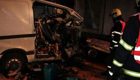 Tragická nehoda na Vídeňské ulici v Brně