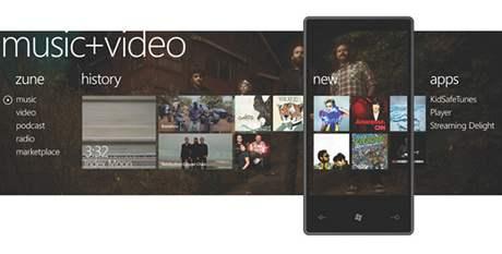 Nové Windows Mobile 7