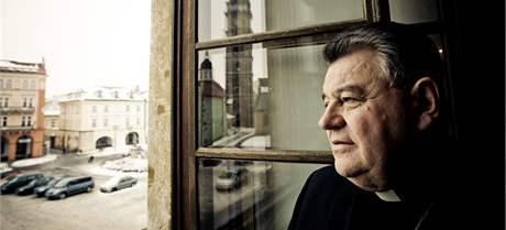 Nový pražský arcibiskup a český katolický primas Dominik Duka.