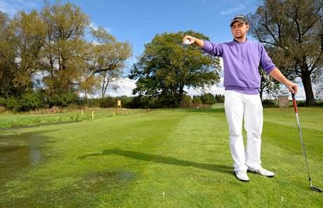Seriál o golfových pravidlech - dropování.