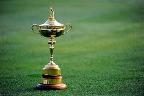 Ryder Cup, trofej