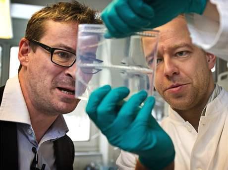 DNA z vlasů a kostí umožnila vědcům dát podobu muži mrtvému čtyři tisíce let