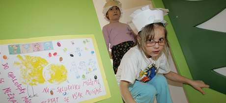 Mateřské školky jsou přeplněné - mateřská školka ve Slatině.