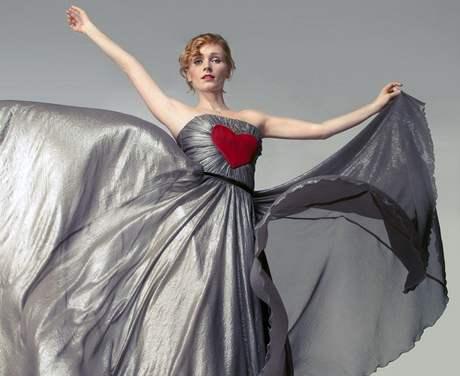 Berlinale 2010 - Aňa Geislerová v šatech, které si navrhla