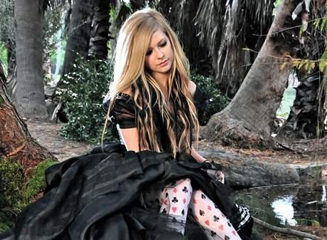 Alenka v říši divů - Avril Lavigne