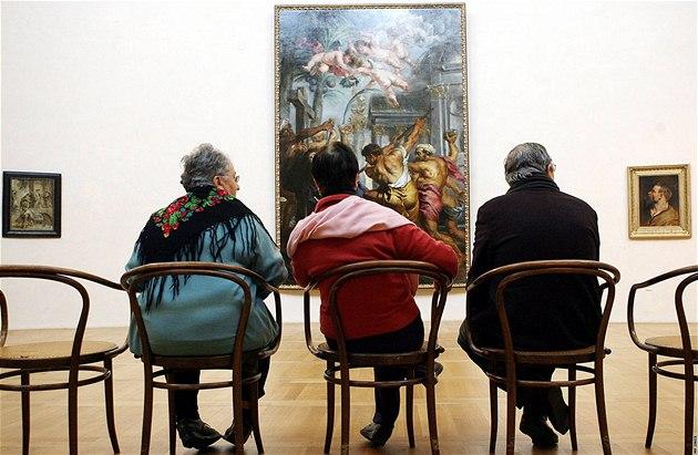 Narodni Galerie Prague n Rodn Galerie Ilustra n