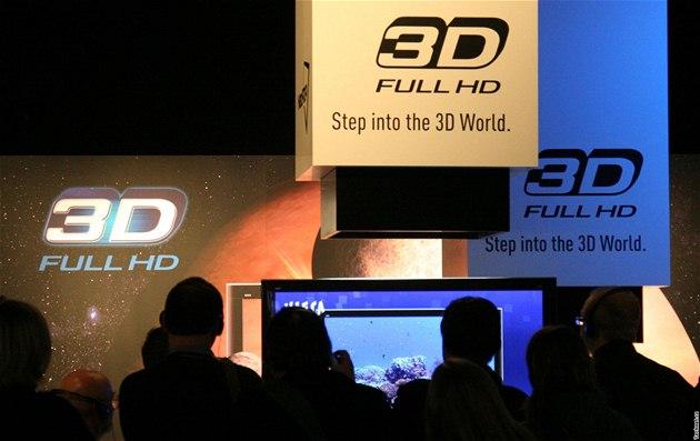 3D podle Panasonicu