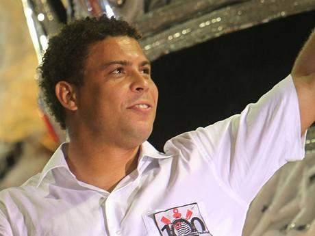Karneval v Brazílii navštívil i Cristiano Ronaldo
