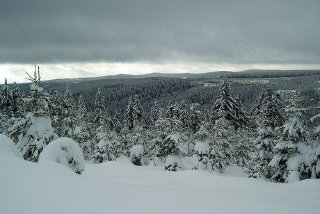 Krajina mezi Perninkem a Kraslicemi
