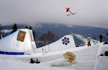 Lyžařské středisko Deštné, funpark