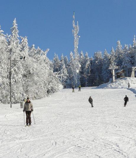 Lyžařské středisko Deštné