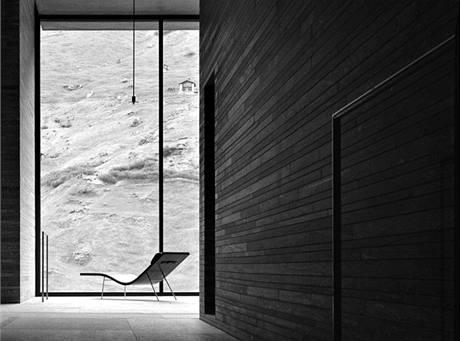 Kalendář nejzajímavějších staveb architekta Petera Zumthora