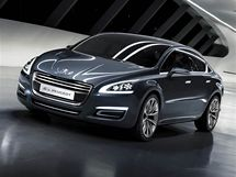Koncept 5 by Peugeot