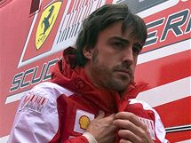 Fernando Alonso před testy v Jerezu