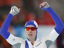 Pekka Koskela, finský rychlobruslař